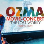 Live music and cinema OZMA movie-concert