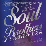 Soul Brothers Live at the Market Theatre