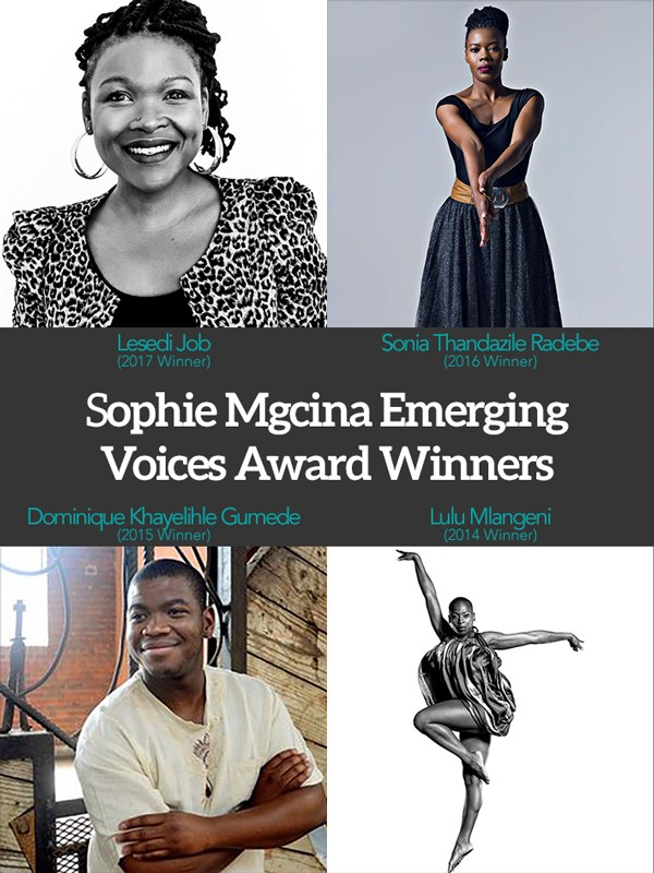 Sophie Mgcina's spirit soars as winners take the industry by storm