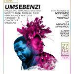 The Market Theatre Laboratory Presents Umsebenzi, a Theatre Think Tank Event