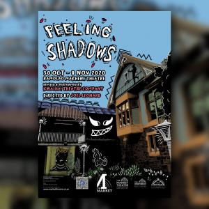 Peeling Shadows - Social Media Assets